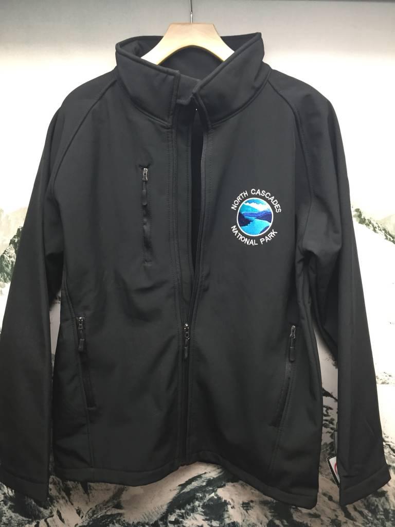 Soft shell jacket mens