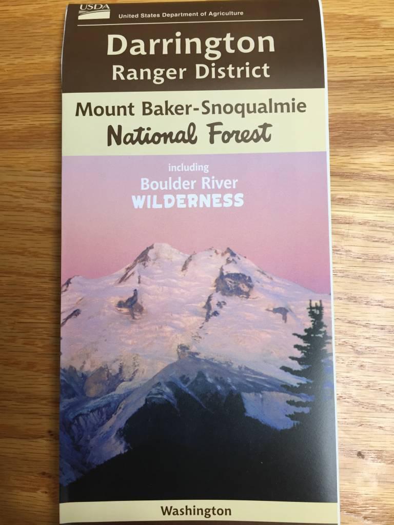 Darrington Ranger District / Boulder River