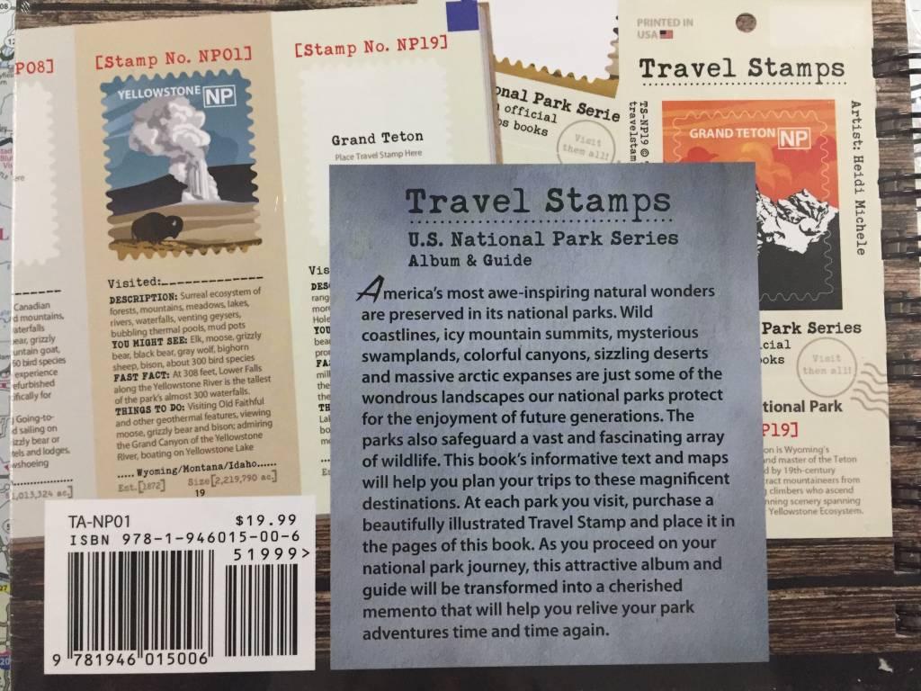 Travel Stamp Album
