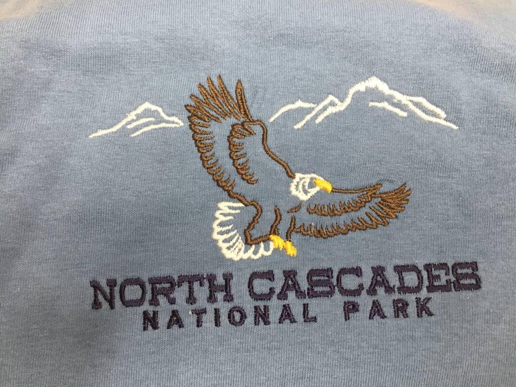 T Shirt NCNP Eagle