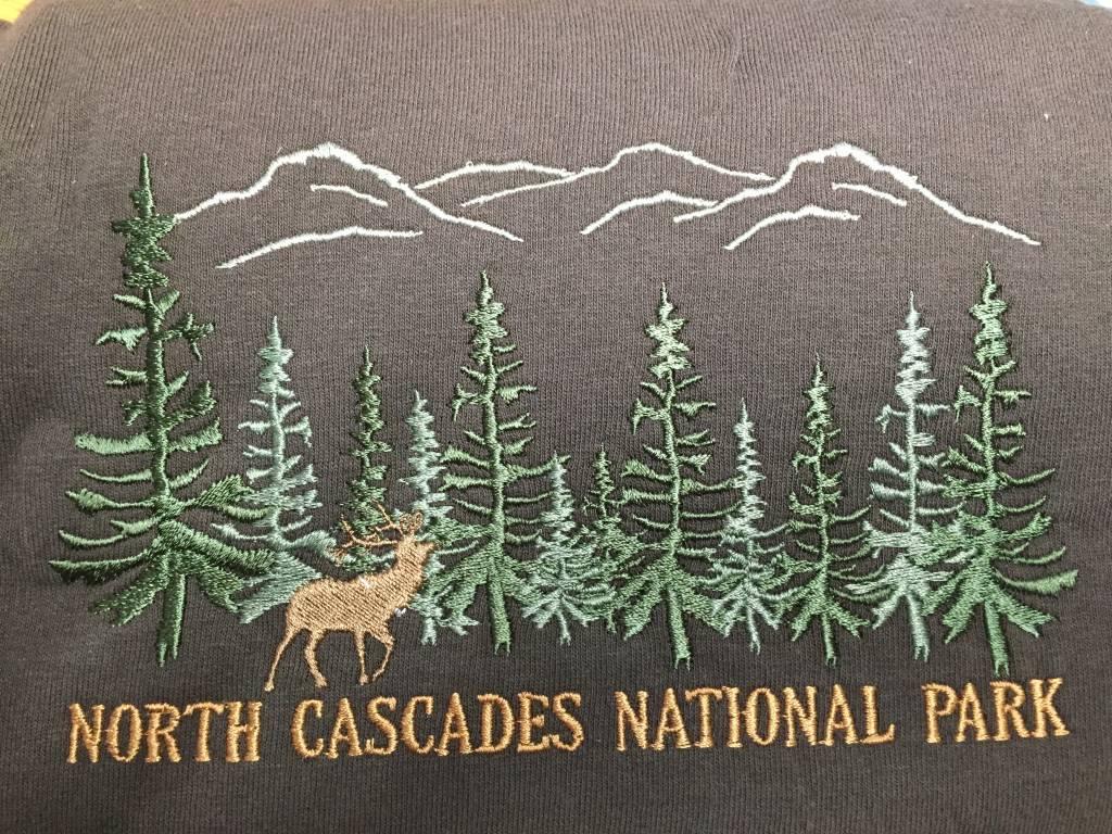 T Shirt NCNP Elk