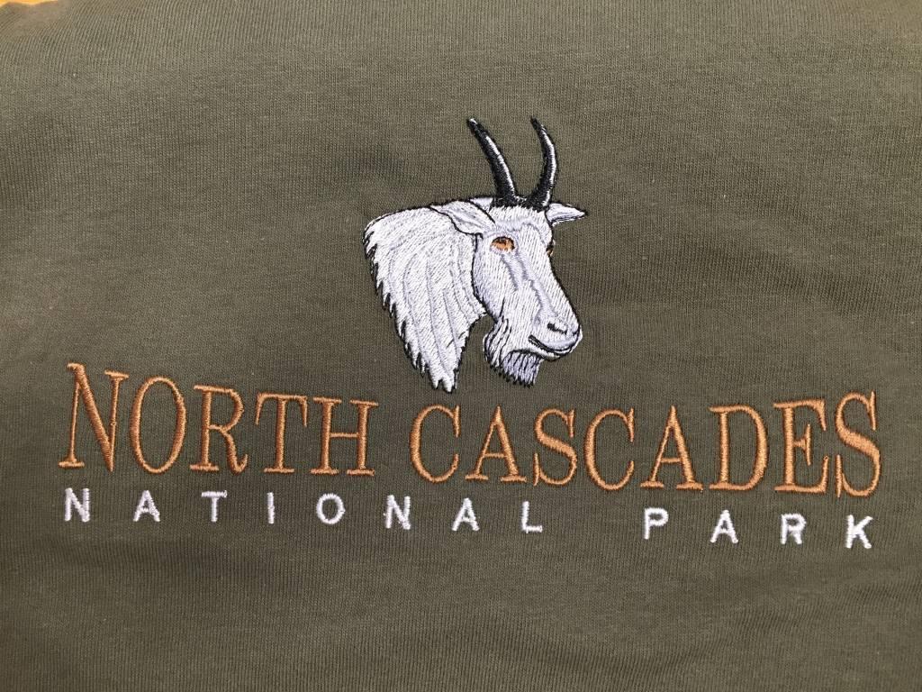 T shirt NCNP Mountain Goat