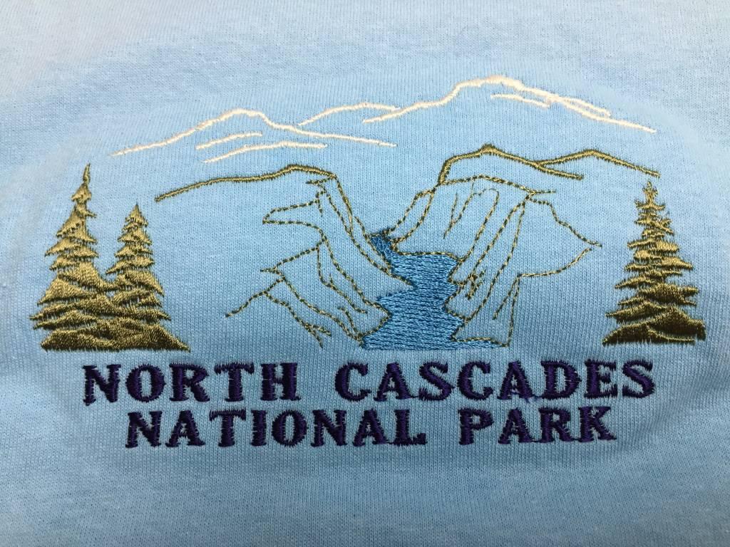 T Shirt NCNP Lake
