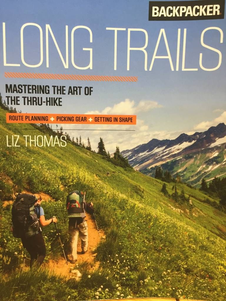 Long Trails Art of the Thru-Hike