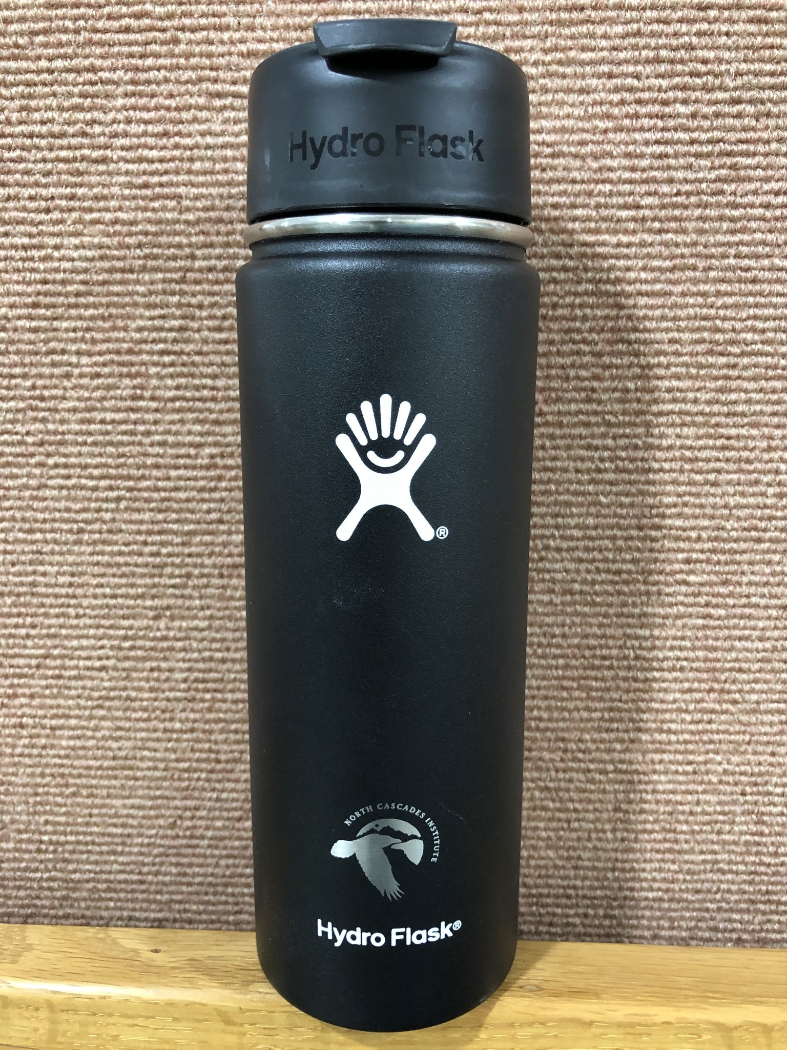 Hydro Flask Hot Drink Bottle NCNP Graphite 20 oz