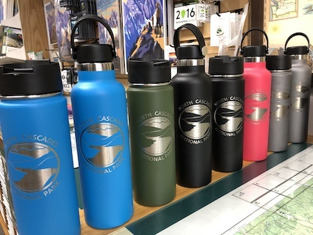 Hydro Flask Hot drink bottle NCNP Pacific 20 oz