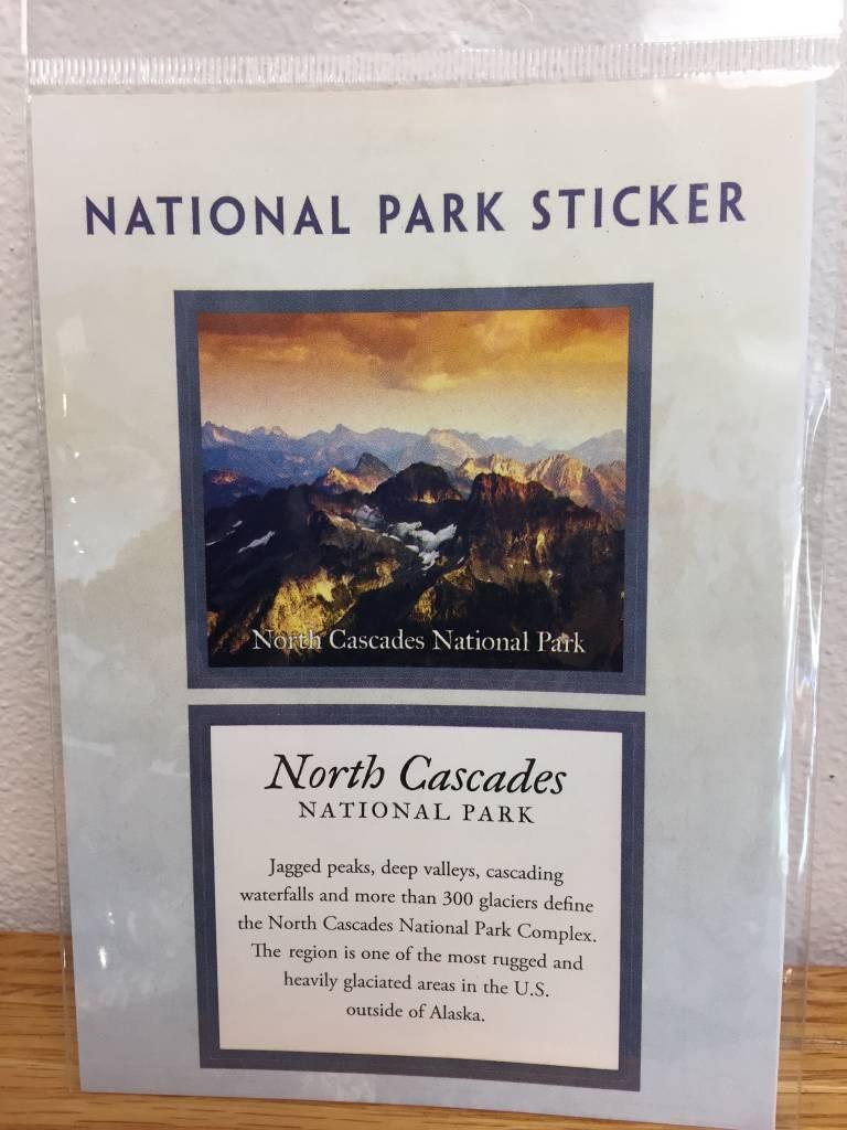 Passport Sticker single