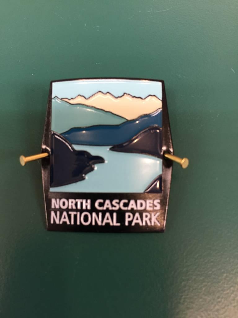 NCNP Walking Stick Medallion