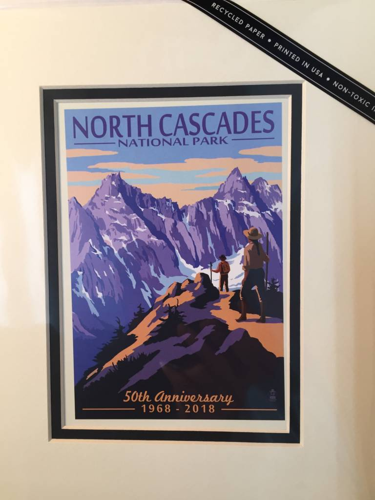 Poster NCNP 50 yr Matted 8 x 10