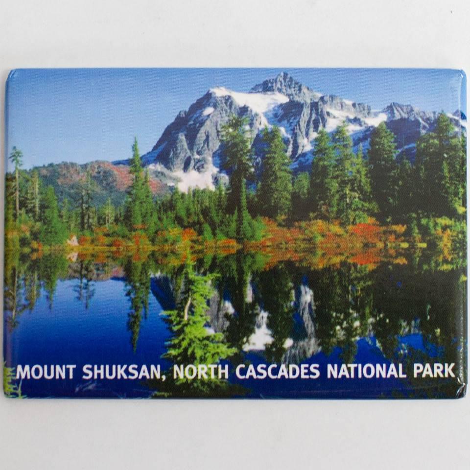 Magnet Mt Shuksan