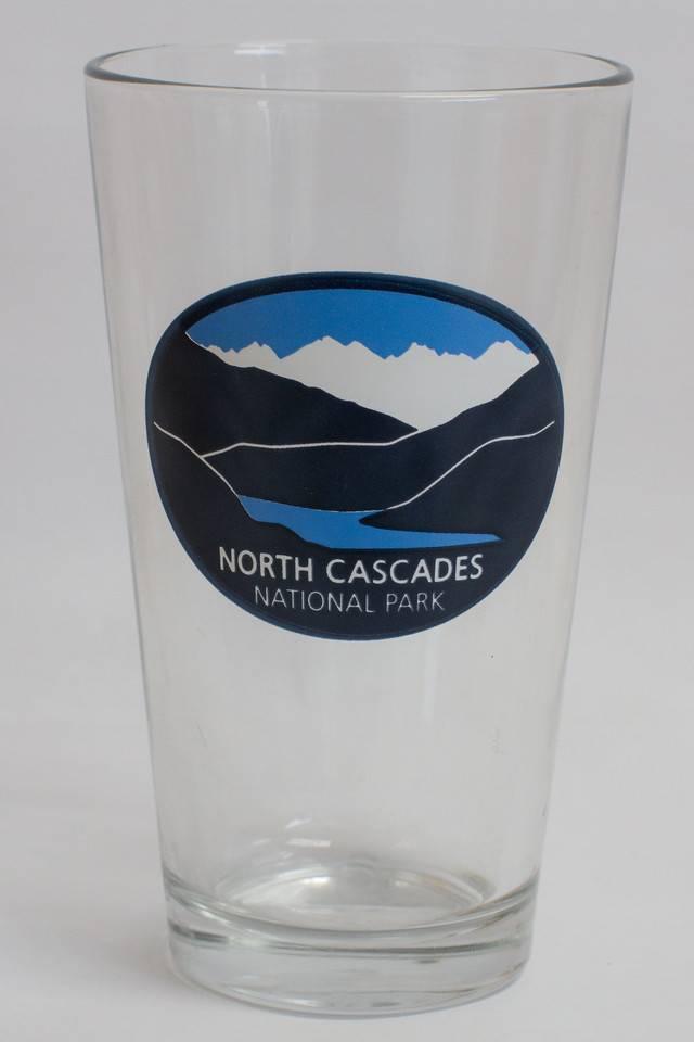 Pint Glass NCNP