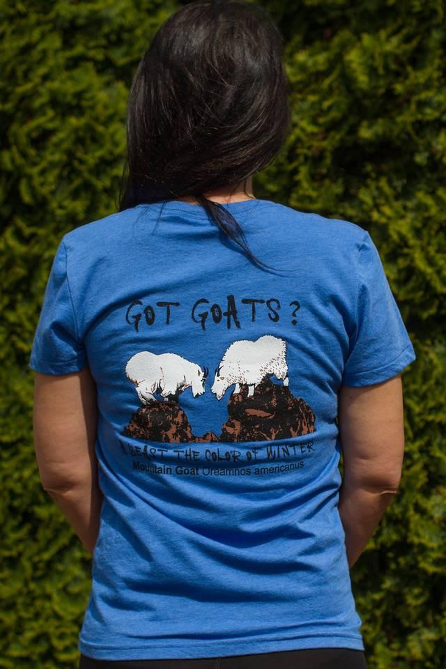 T Shirt Got Goats NP 2
