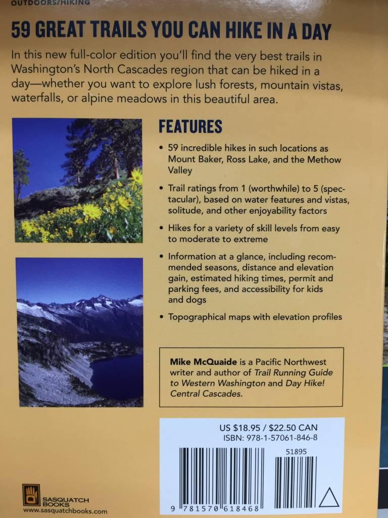 Day Hike! North Cascades 3rd ed.