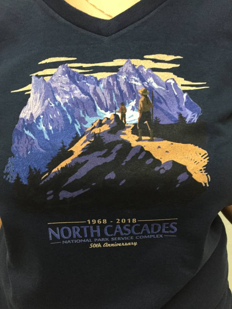 T shirt 50 year Hikers
