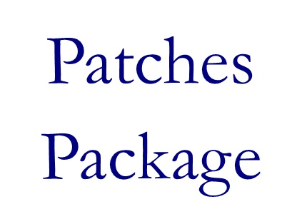 Ramona Patches Package