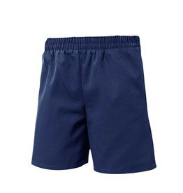 Pull-On Shorts Navy (7067)