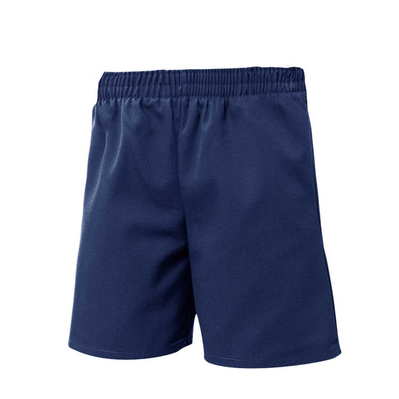 Pull-On Shorts Navy (7067)