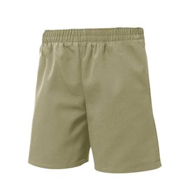 Pull-On Shorts Khaki (7067)