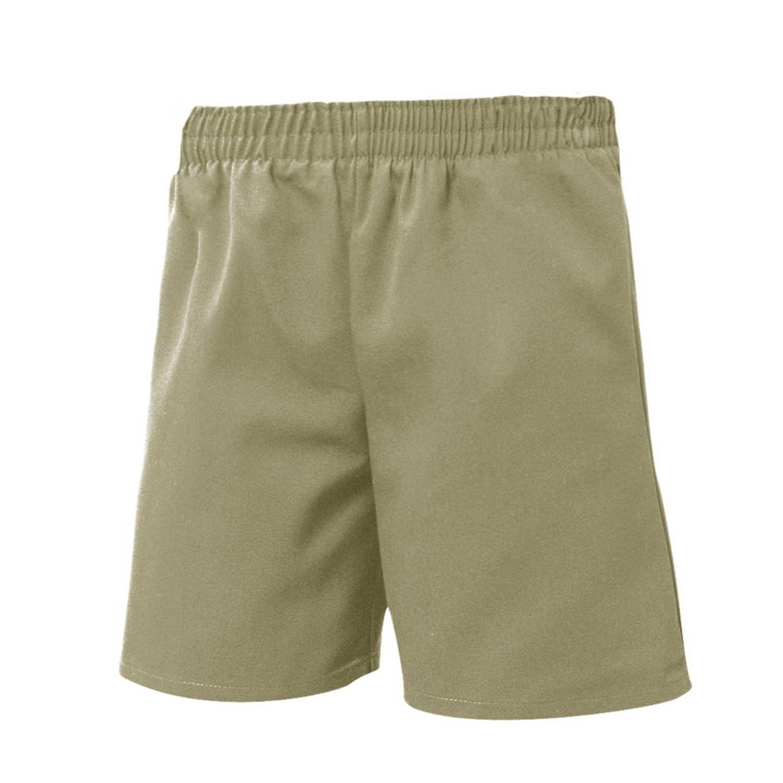 Pull-On Shorts Khaki (7067)