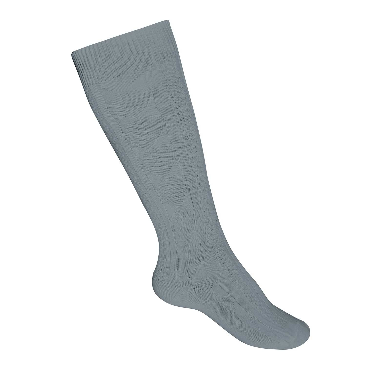 Premium Cable Knee Hi Sock (0125)