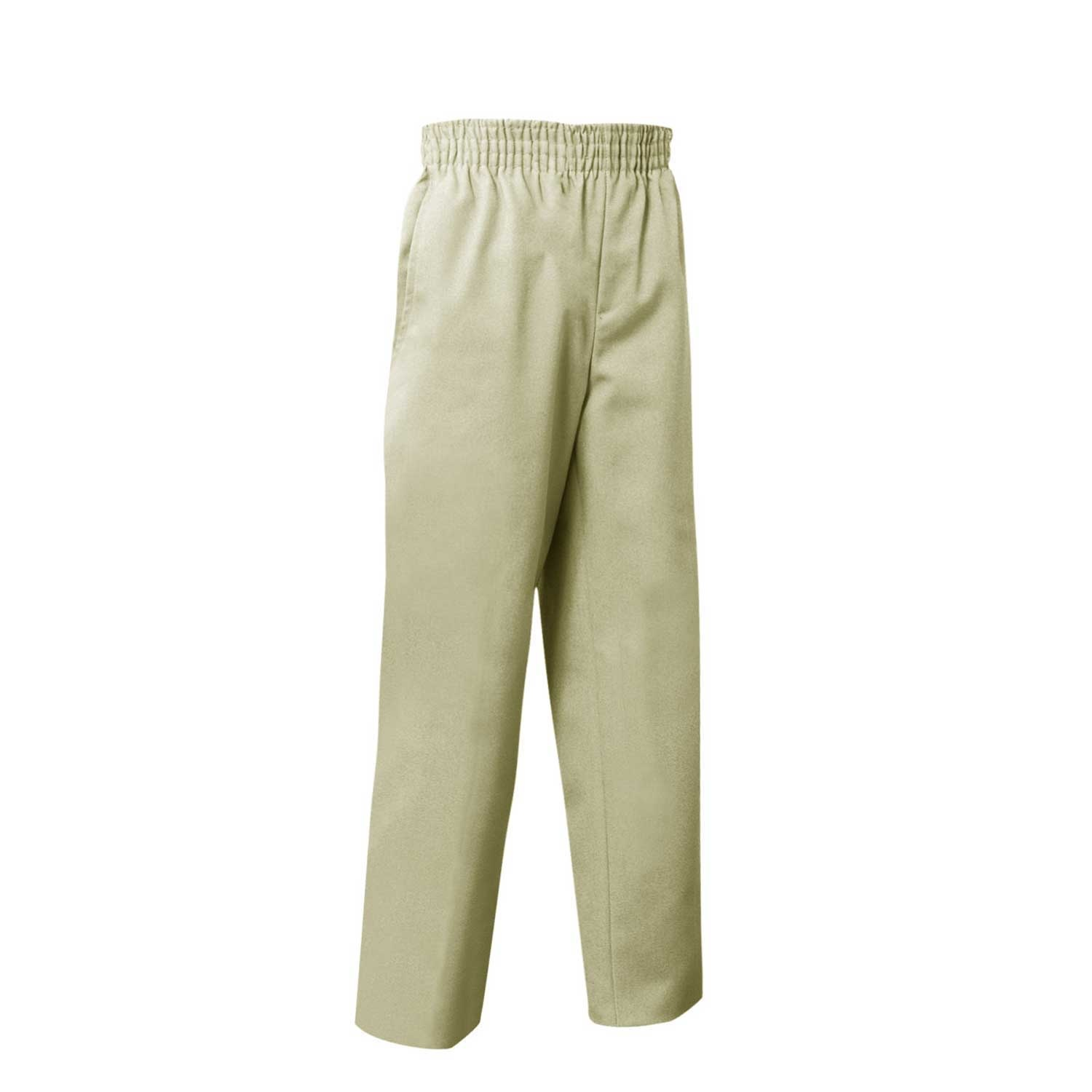 Pull-On Pants  (7059D) Khaki