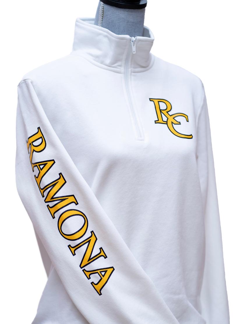 Ramona Half-Zip Sweatshirt