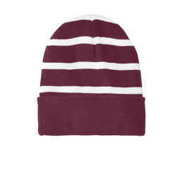 Ramona Striped Beanie