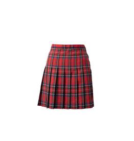Flintridge Sacred Heart Red Plaid Skirt