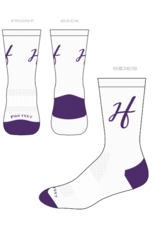 HF High School (HFHS) Sock