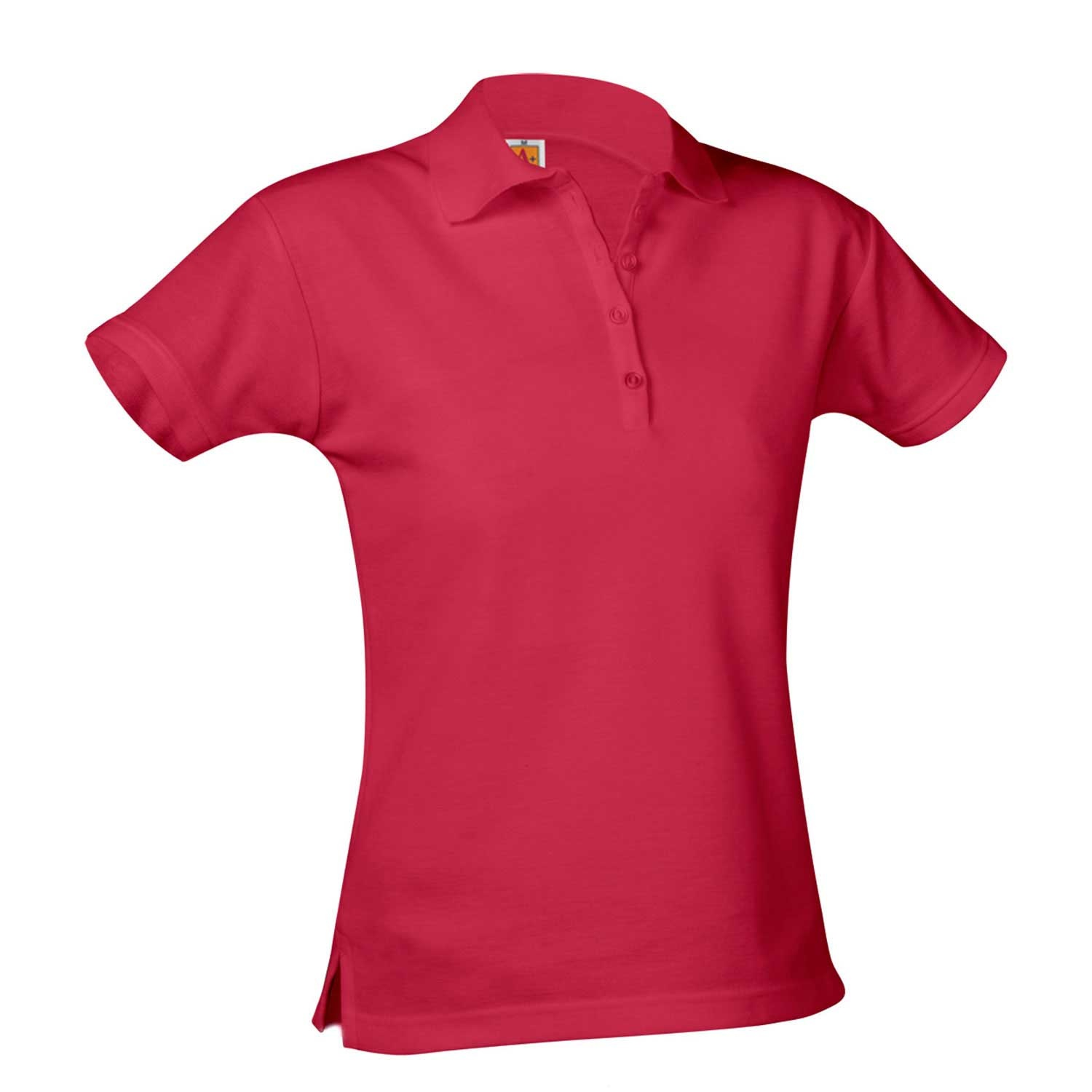 St. Philip Girls Polo with Logo