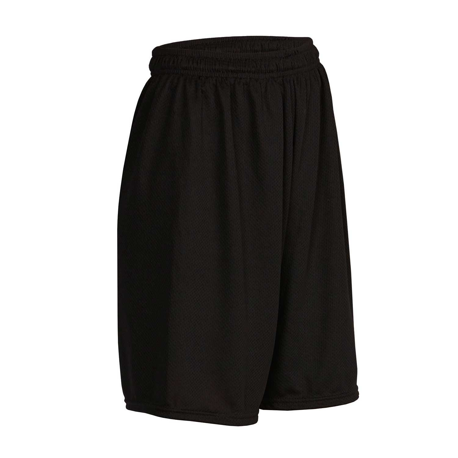 St. Philip P.E Mesh Short with Printed Logo