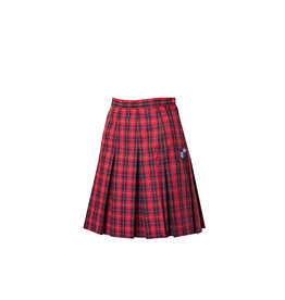 La Salle College Preparatory Plaid Skirt