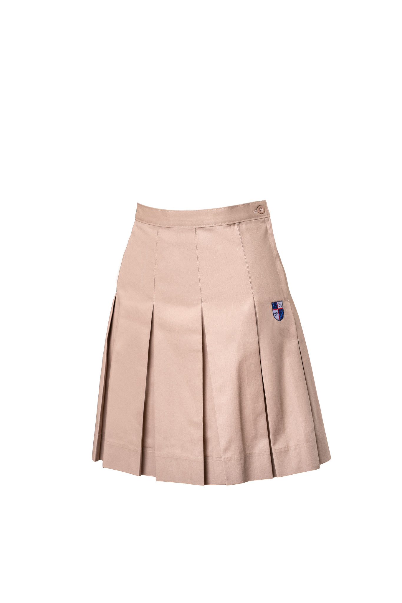 La Salle College Preparatory Khaki Skirt