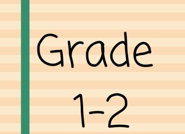 Grade 1-2