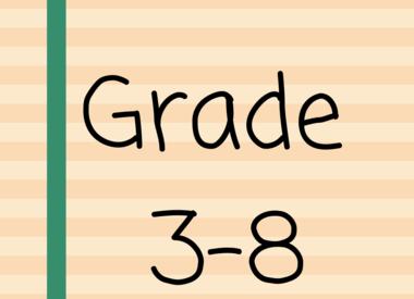 Grade: 3-8