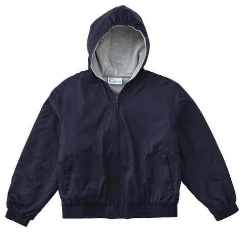 Embroidered Montbello Christian School (MBC) Jacket