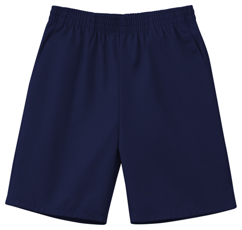 Unisex Pull-On Short Navy