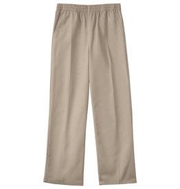 Unisex Pull-On Pant Khaki