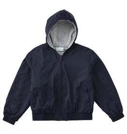 St. Therese Carmelite School Zip Front Bomber Jacket