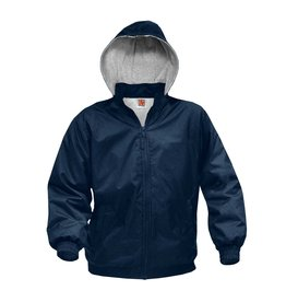 St. Luke Nylon Outerwear Jacket