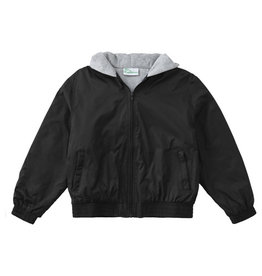 St. Thomas More Zip Front Bomber Jacket