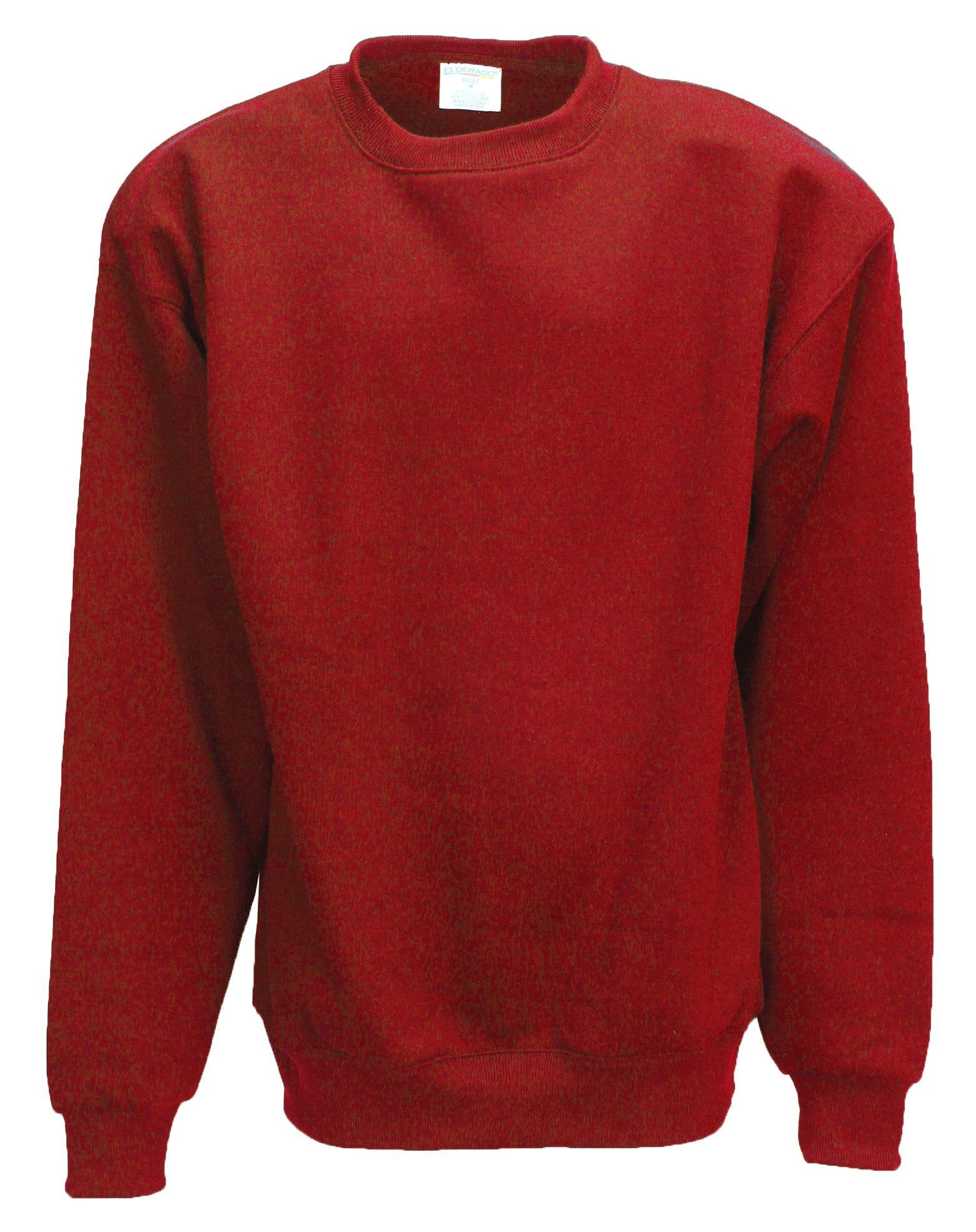 St. Philip Crew Sweatshirt with Embroidered Logo