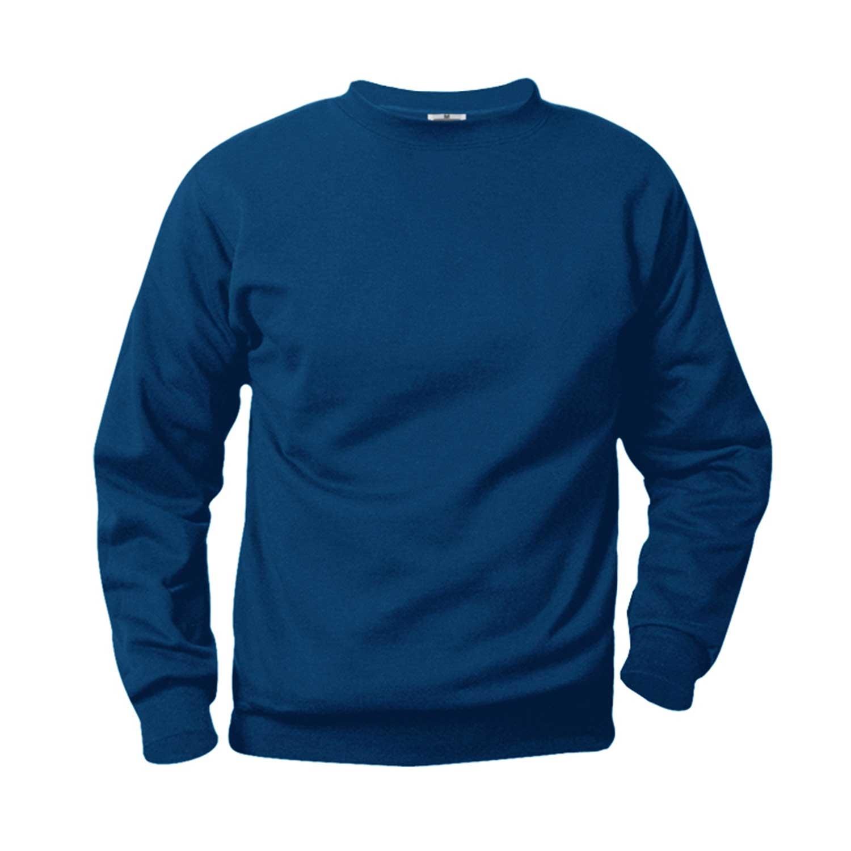 St. Monica Crew Sweatshirt (6254)