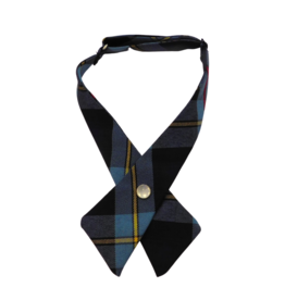 Immaculate Conception (IC) Crossover Tie Plaid
