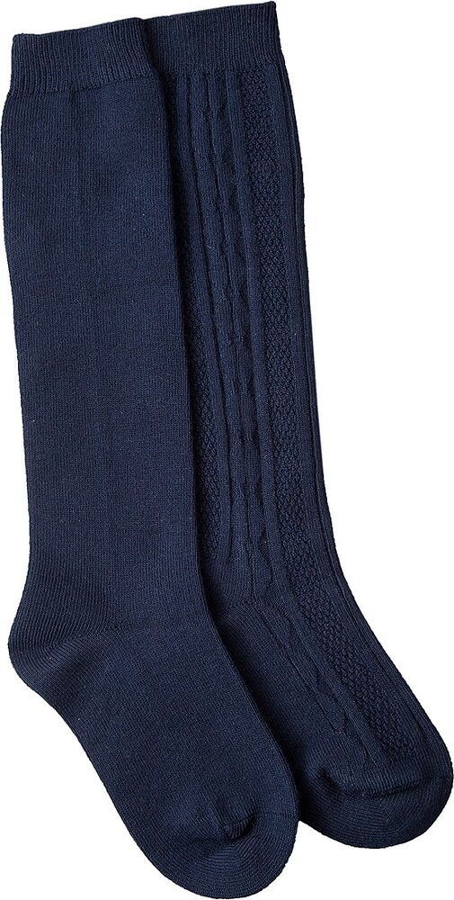 Dawn Knee High Sock (2-Pack) Navy