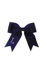 Cheer Ribbon Bow  Personalize (801)
