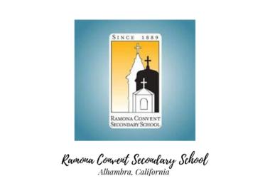 Ramona Convent Secondary School - Alhambra, CA