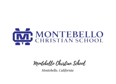 Montebello Christian School - Montebello, CA