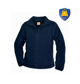 St. Rita Polar Fleece Jacket with Logo