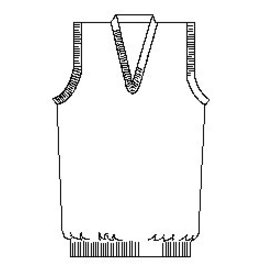 South Hills Academy Vest